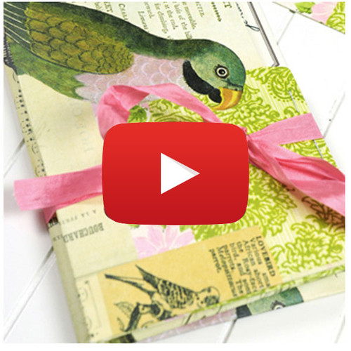Swank Stationery Set Video