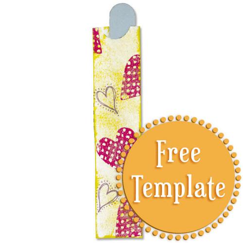 Slender Envelope Template-1