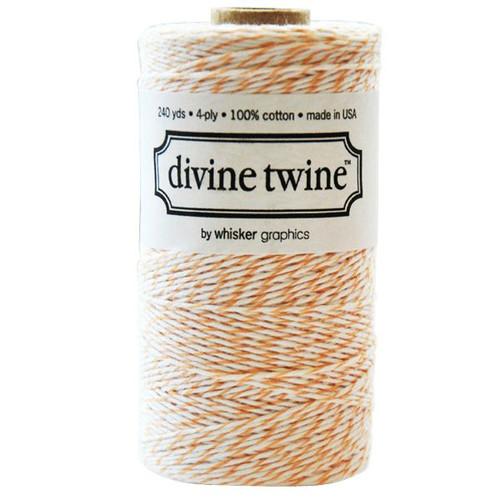 Divine Twine Baker's Twine — Peach