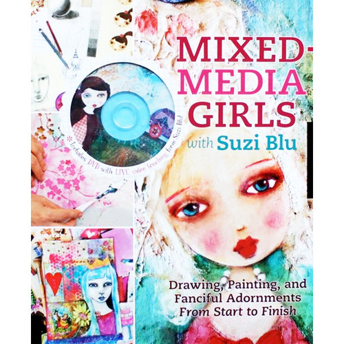 Mixed—Media Girls with Suzi Blu