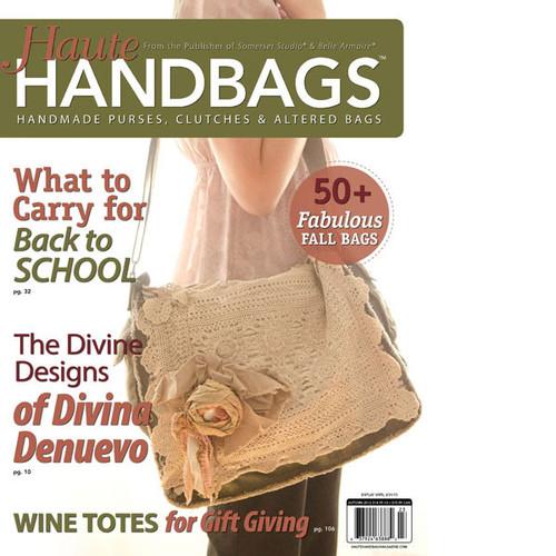 Haute Handbags Autumn 2012