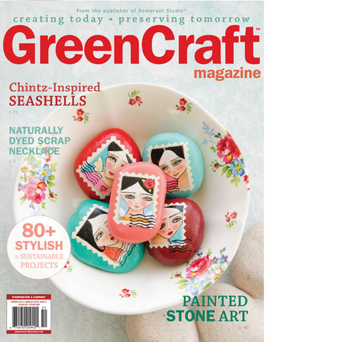 GreenCraft Magazine Spring 2015