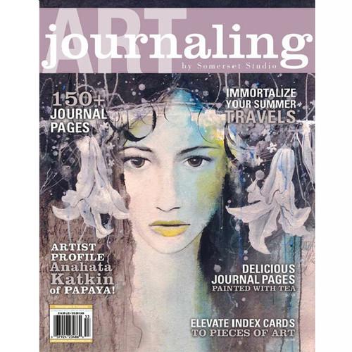 Art Journaling Autumn 2015