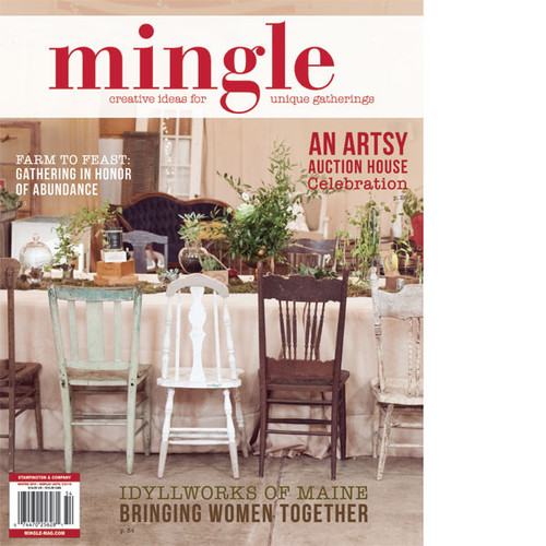 Mingle Winter 2015