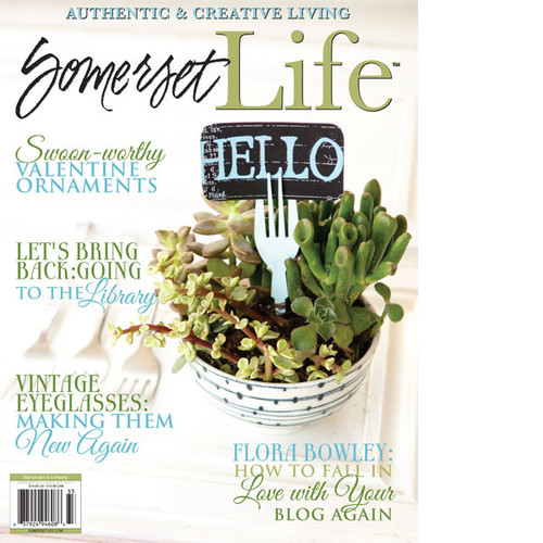 Somerset Life Winter 2014