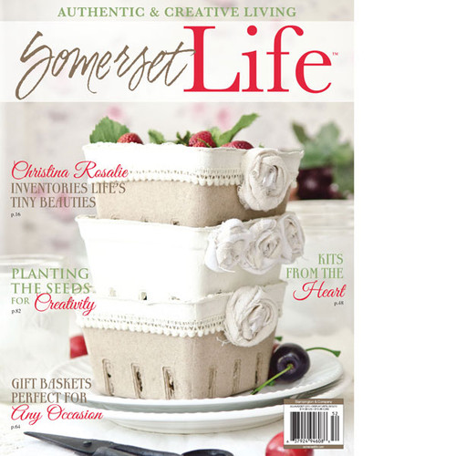 Somerset Life Summer 2015