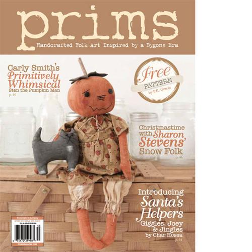 Prims Autumn 2015