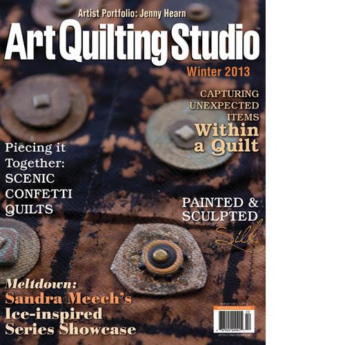 Art Quilting Studio Winter 2013