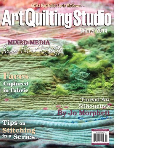 Art Quilting Studio Winter 2014