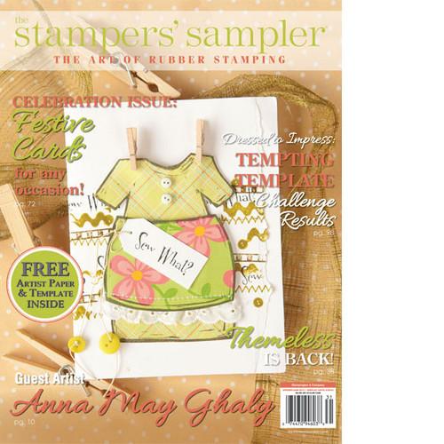 The Stampers' Sampler Spring 2013