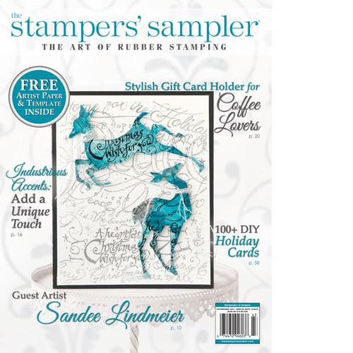 The Stampers' Sampler Autumn 2014