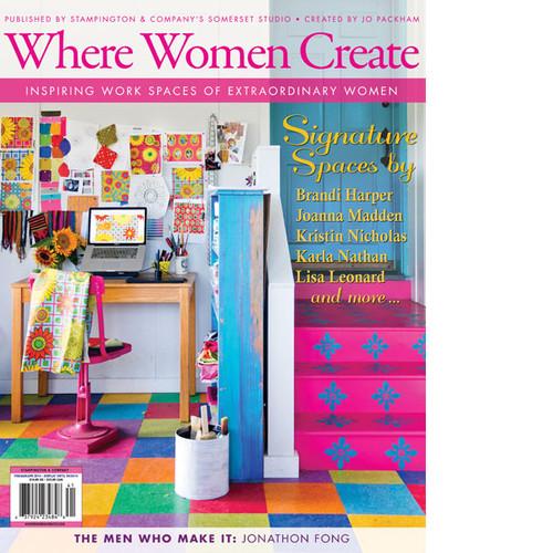 Where Women Create Spring 2014