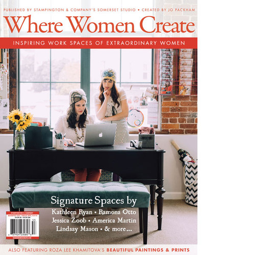 Where Women Create Autumn 2015