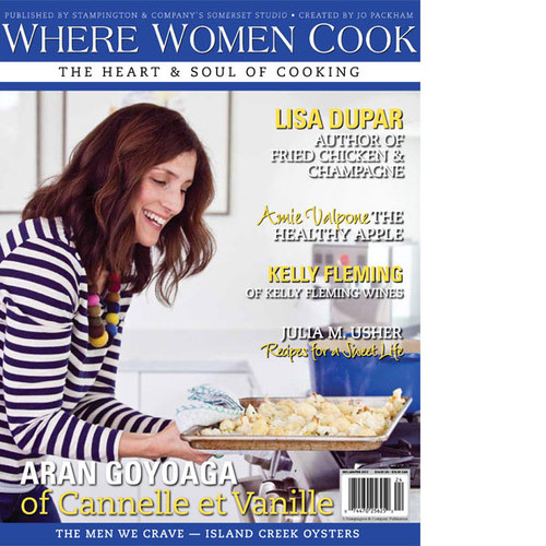 Where Women Cook Winter 2013