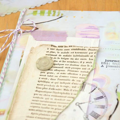 Journey Envelope Book Project