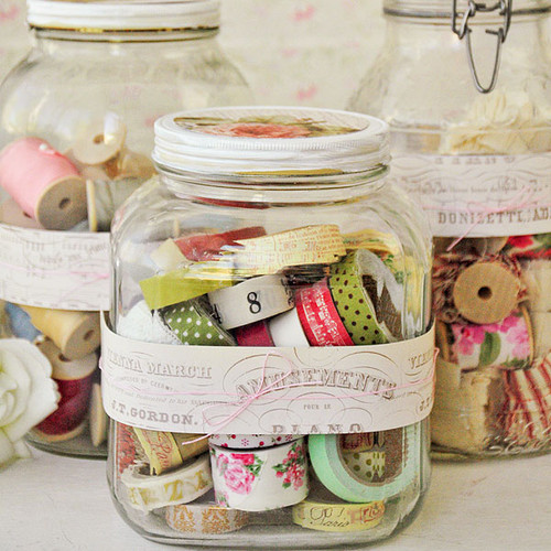 Jars of Spools Project