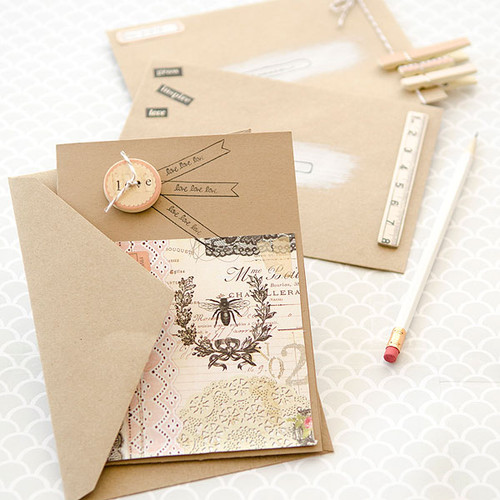 Just Because Card Set Project by Andrea Rangno