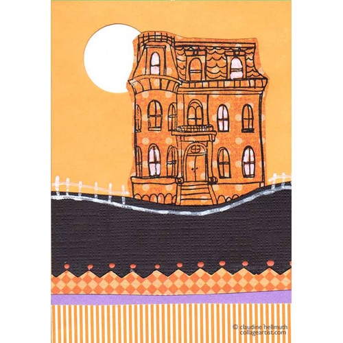 Halloween Cards Project by Claudine Hellmuth