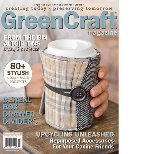 GreenCraft Magazine Autumn 2013