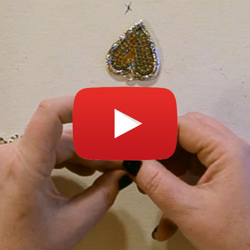 Ice Resin with Rue Romantique Video Tutorial by Kristen Robinson