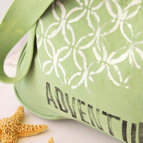 Summer Adventures Tote Project