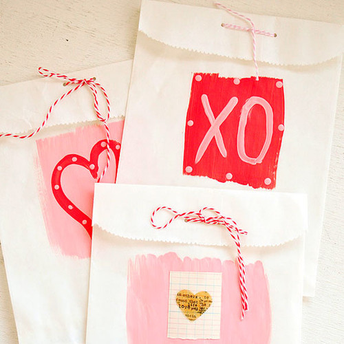 Full of Love— Treat Bags Project by Kristen Robinson