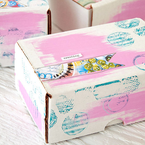 "Art Pops""¢ Boxes Project"