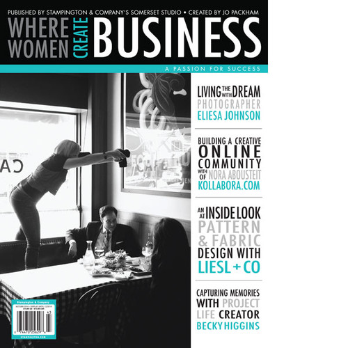 Where Women Create BUSINESS Autumn 2014