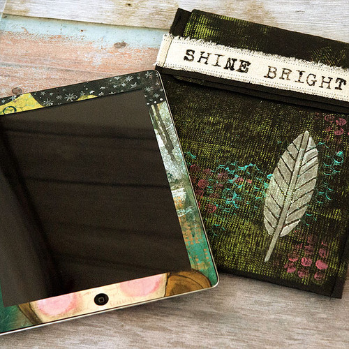 Mixed-Media iPad Case Project