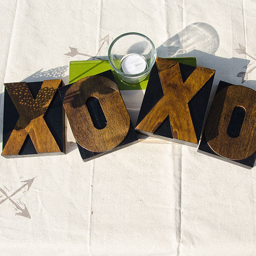 XOXO Wedding Display Project