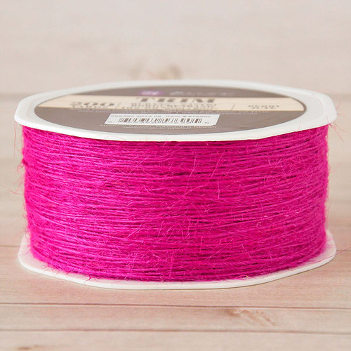 Prima Marketing Jute Trim Berry — 200 Yards