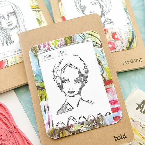 Mini Art Pops Moleskine Journals