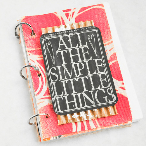 All the Simple Little Things— An Art Journal Project