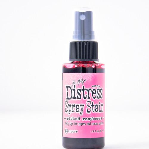 Ranger Ink Tim Holtz Distress Spray Stain — Picked Raspberry
