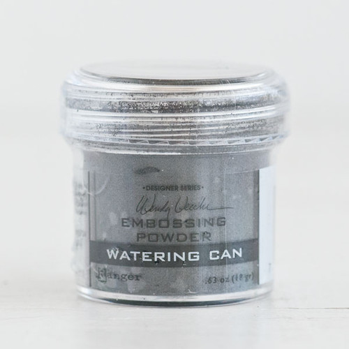 Wendy Vecchi Embossing Powder — Watering Can