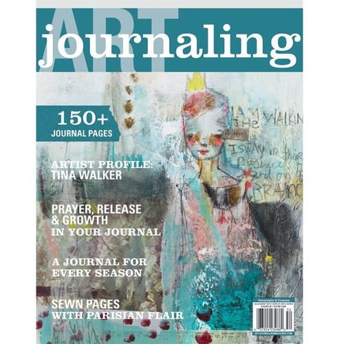 Art Journaling Winter 2016 — Digital Only