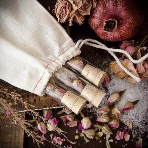 Rosebud Bath Salts DIY Kit