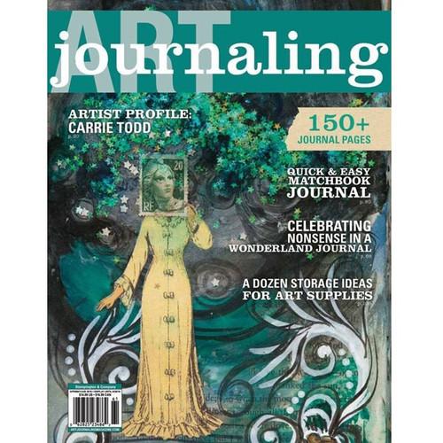 Art Journaling Spring 2016 — Digital Only