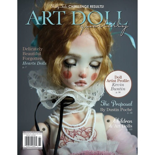 Art Doll Quarterly Spring 2016 — Digital Only