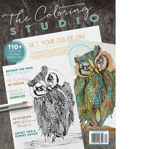 The Coloring Studio Summer 2016