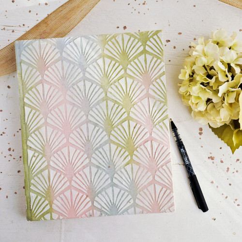 Pastel Paradise Journal Project by Sarah Donawerth