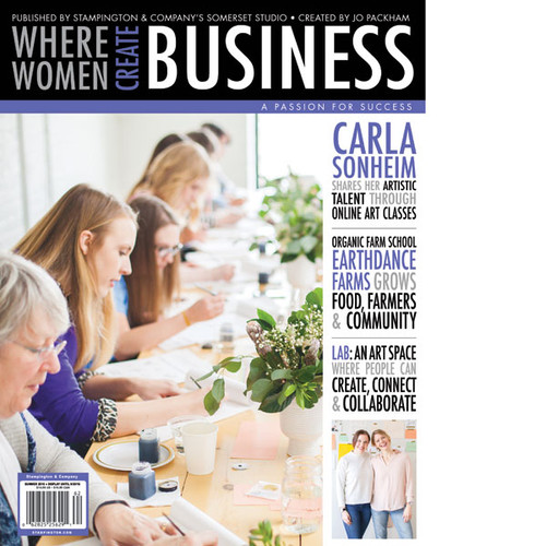 Where Women Create BUSINESS Summer 2016