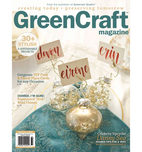 GreenCraft Magazine Winter 2017