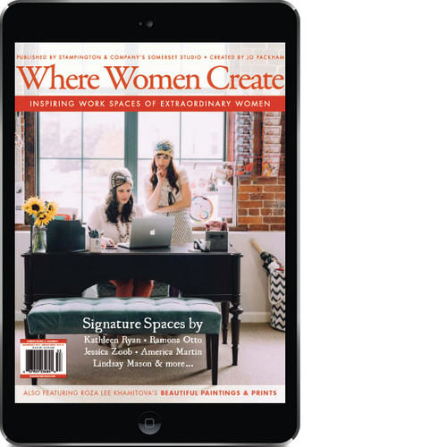 Where Women Create Autumn 2015 Digital Edition