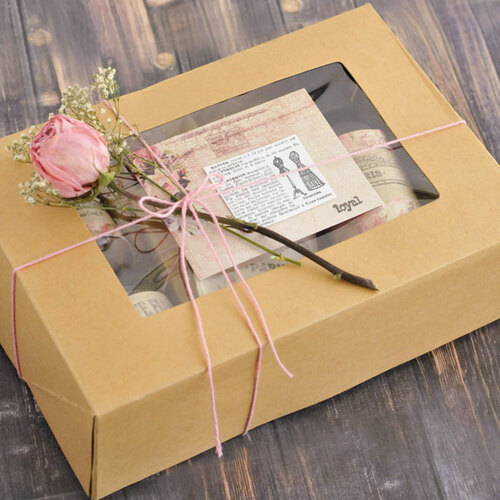 Prettier in Pink Artfully Arranged Gift Box Project