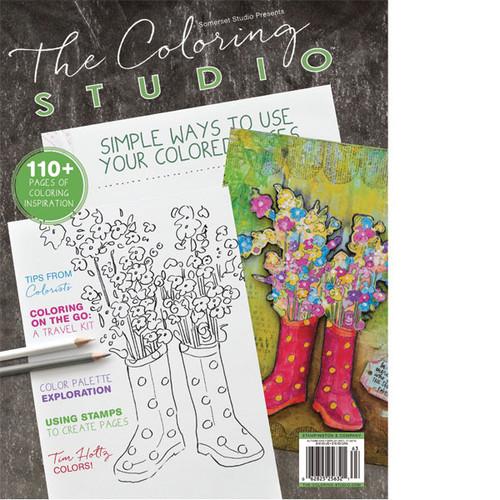 The Coloring Studio Autumn 2016