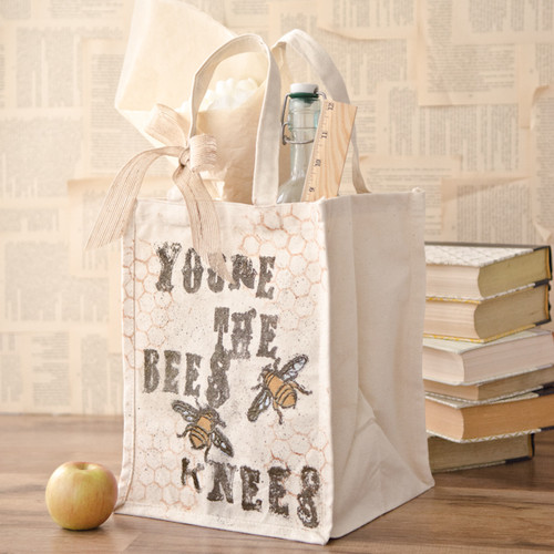 You€'re the Bee€'s Knees Tote Bag Project
