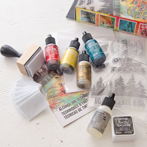 Tim Holtz Alcohol Ink Kit