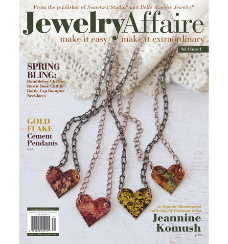 Jewelry Affaire Spring 2017 — Digital Only