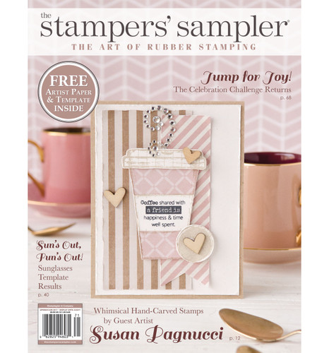 The Stampers' Sampler Spring 2017